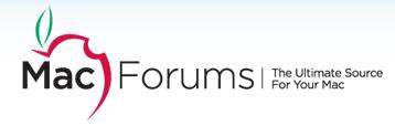 mac forums 1