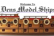 Model Ships Sites – Top Ten