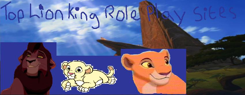 Lion King Role Plays