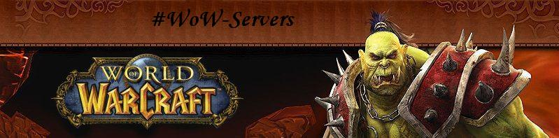 World of Warcraft Servers, Sites, Blogs and Forums
