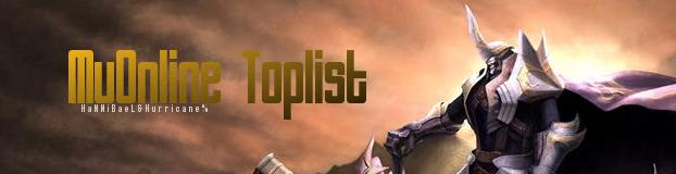 Mu Online TopList