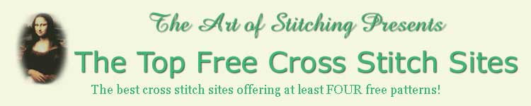 The Top Free Cross Stitch Sites