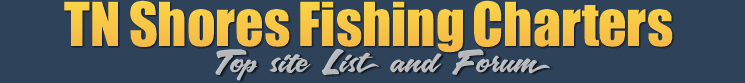 TN Shores Fishing Charters Top Site List