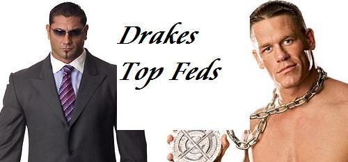 Drakes Top Efeds