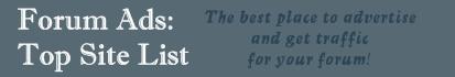Forum Ads: Top Site List