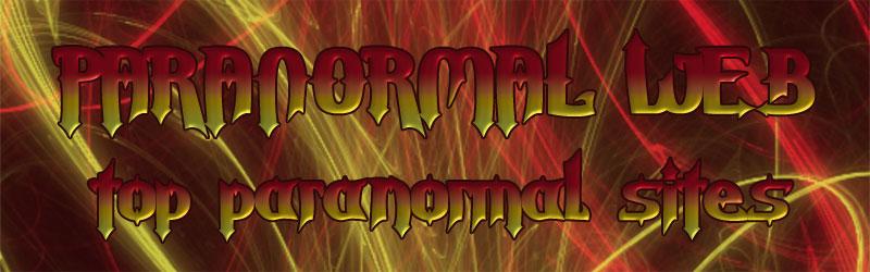 Paranormal Web