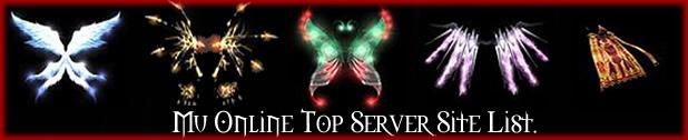Mu Online Top Site List