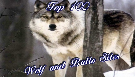Top 100 Wolf and Balto Sites