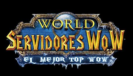 Servidores World Of Warcraft