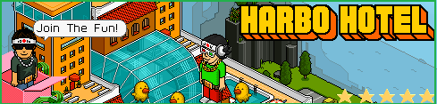Harbo Hotel! - No Hamachi! - 24/7! - No Lagg! - Customs&Rares!