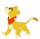 Umeme(Yuma's brother)Lion King