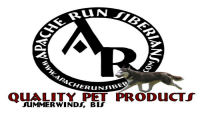 Apache Run Siberians & Quality Pet Products
