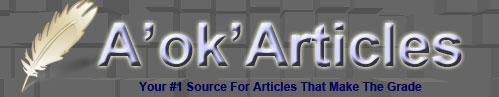 A'ok'Articles