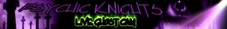 Psychic Knights Live Ghost Cam
