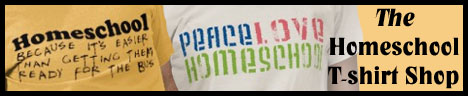 The Homeschool T-Shirt Shop