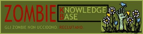 ZOMBIE Knowledge Base - Gli Zombie non uccidono. Reclutano.