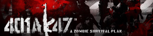 401AK47 | A Zombie Survival Plan