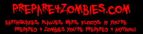 Prepare 4 Zombies
