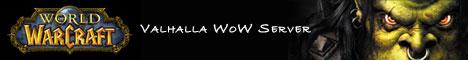 Valhalla WoW Server - 3.1.3 - Brazil