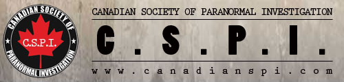 Canadian Society of Paranormal Investigation