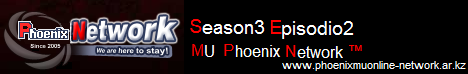 "Mu Phoenix Network� S3 E2 ""The Summoner"""