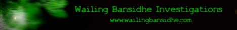 Wailing Bansidhe Investigations