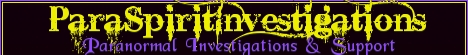 Paraspiritinvestigations