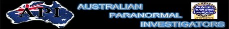 Australian Paranormal Investigators