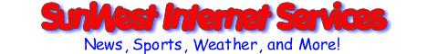 SunWest Internet Services Web Portal