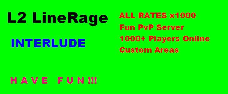 L2 LineRage x1000