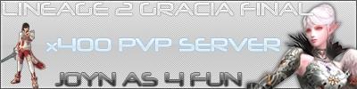L2o Gracia Final PvP Server