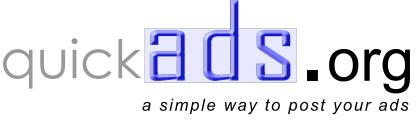 QuickAds.org | Free Classifieds Ads