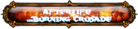 AfterLife 2.4.3 - High Leveling / Blizzlike gameplay