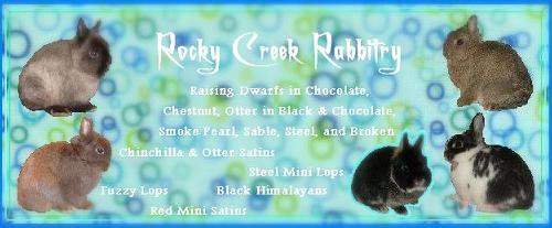 Rocky Creek Rabbitry