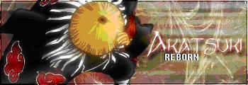 Naruto Akatsuki Reborn