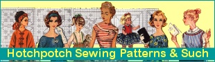 Hotchpotch Sewing Patterns and Such