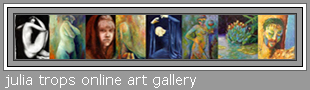 Julia Trops Online Art Gallery