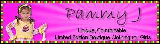 PammyJ Kids Boutique Clothing