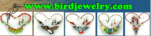 Bird Jewelry by Dawn
