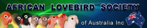 The African  Lovebird Society of Australia Inc