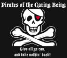Pirates of the Caring Being