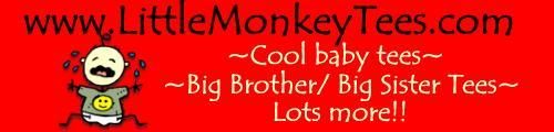 Little Monkey Tees