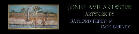 Jones Ave Artwork: Welcome To Our Artwork
