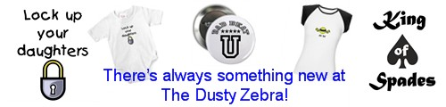 The Dusty Zebra