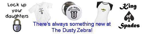 The Dusty Zebra