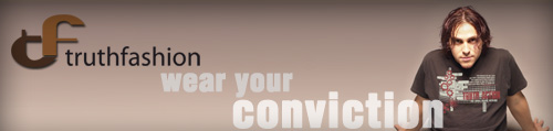 Truthfashion - wear your conviction