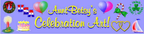 Aunt Betsy's Art