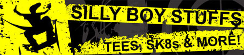 Silly Boy Stuffs - Tees, Sk8s and more!: Home: Zazzle.com Gallery