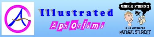 Illustrated Aphorisms