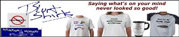 Blurt Shirts